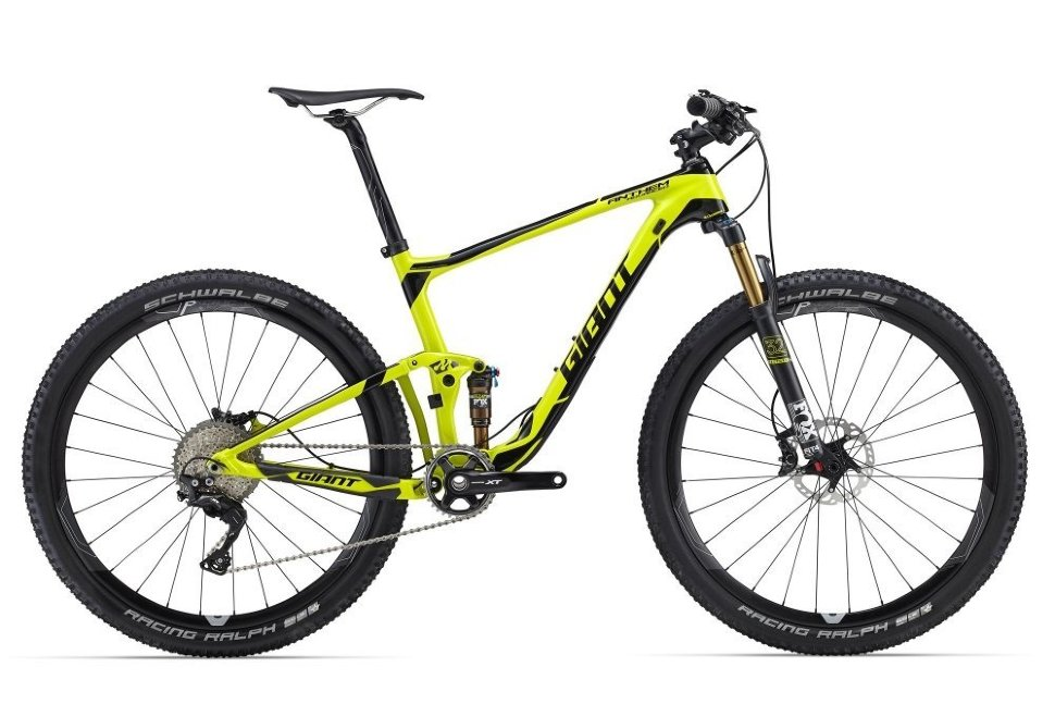Велосипед GIANT ANTHEM ADVANCED 27.5 1 (2016) в Москве