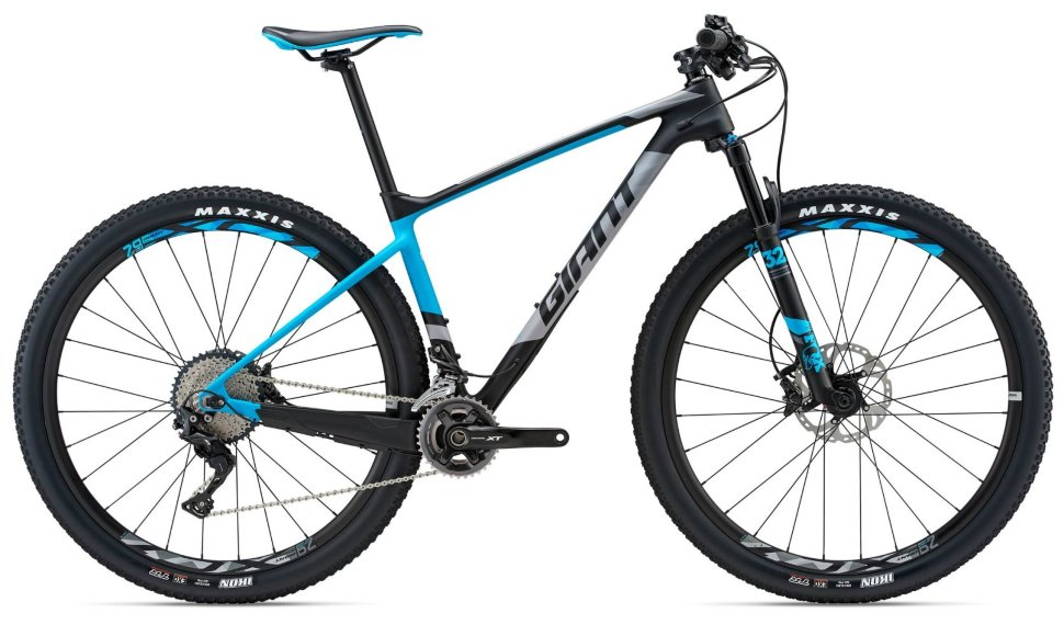 Велосипед GIANT XTC ADVANCED 29ER 1.5 GE (2018) в Москве