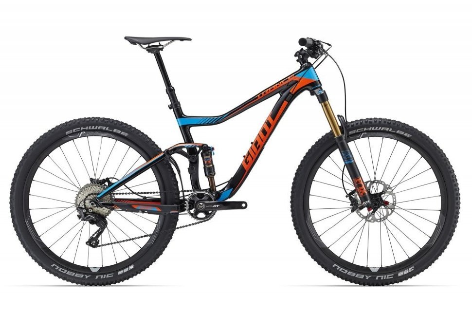 Велосипед GIANT TRANCE ADVANCED 27.5 1 (2016) в Москве