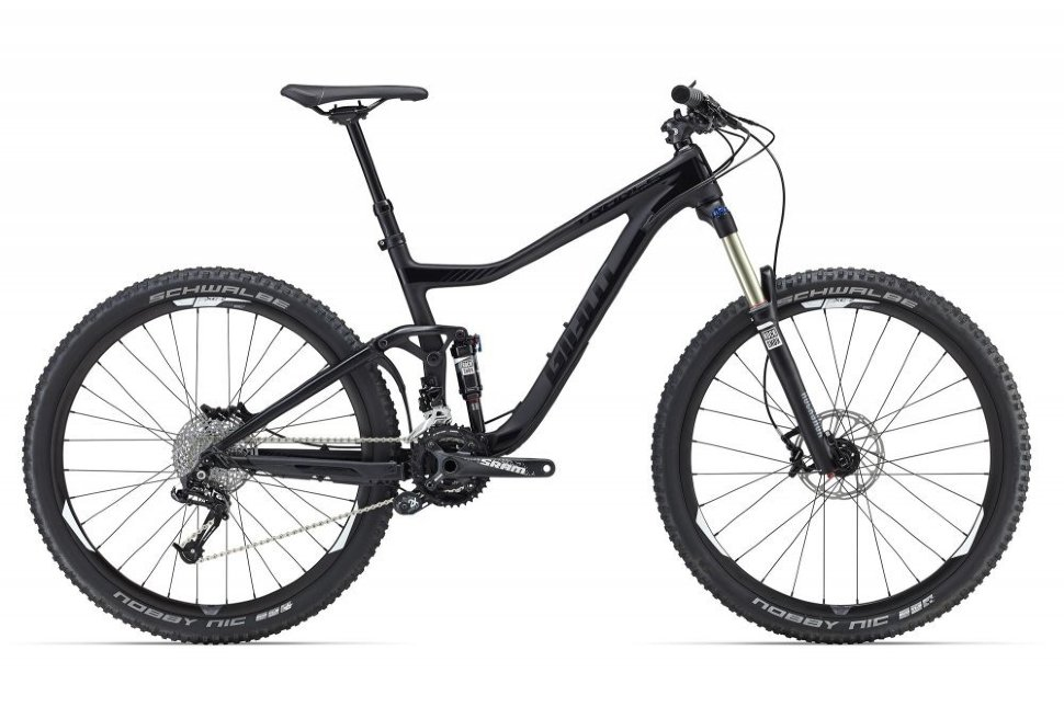 Велосипед GIANT TRANCE ADVANCED 27.5 2 (2016) в Москве