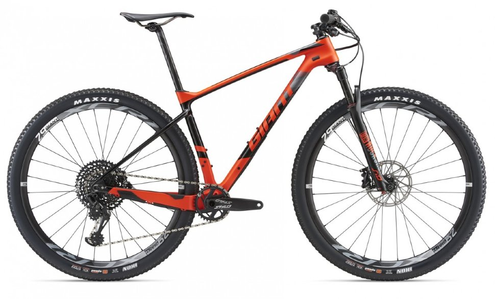 Велосипед GIANT XTC ADVANCED 29ER 1 (2018) в Москве