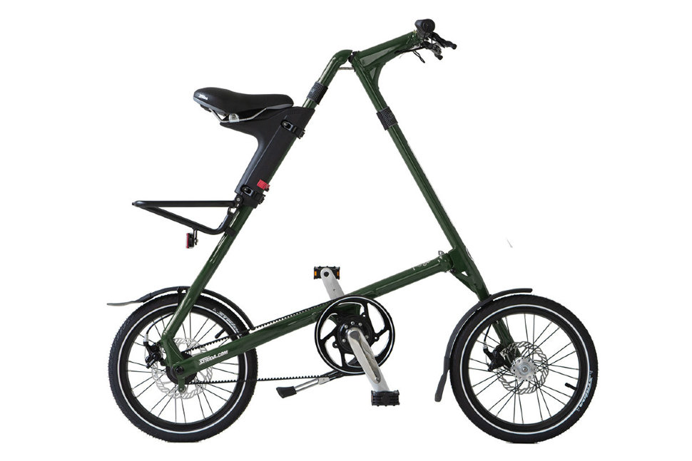 Велосипед STRIDA SD (2017) в Москве